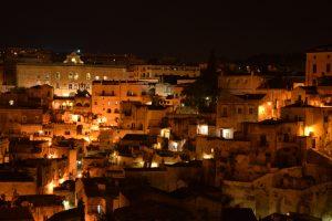 Italy, Basilicata, Sud, Matera, Sassi, UNESCO