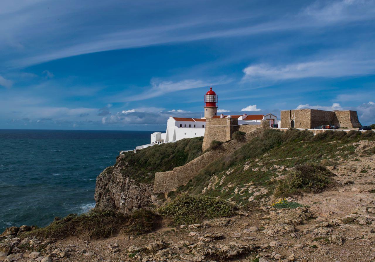Algarve, Sagres, Cabo São Vincente, Faro, Forteleza