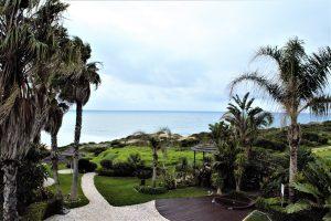 Vista dall'hotel di Cabo Sao Vincente