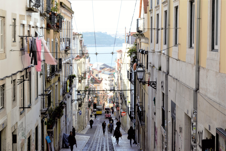 Lisbona, Lisbon, Capitale, Portogallo