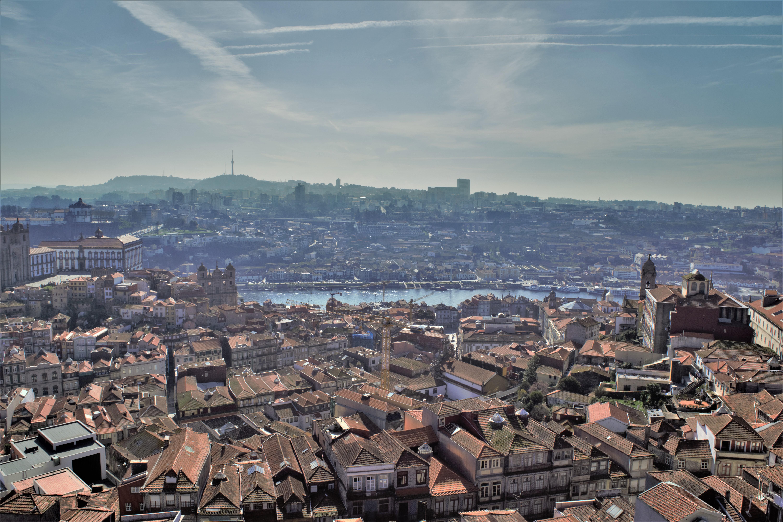 Porto, Douro, Campanile