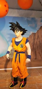 Goku. Dragon Ball
