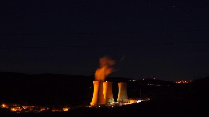Impianto geotermico di LArdarello. Foto di Enel Green Power .