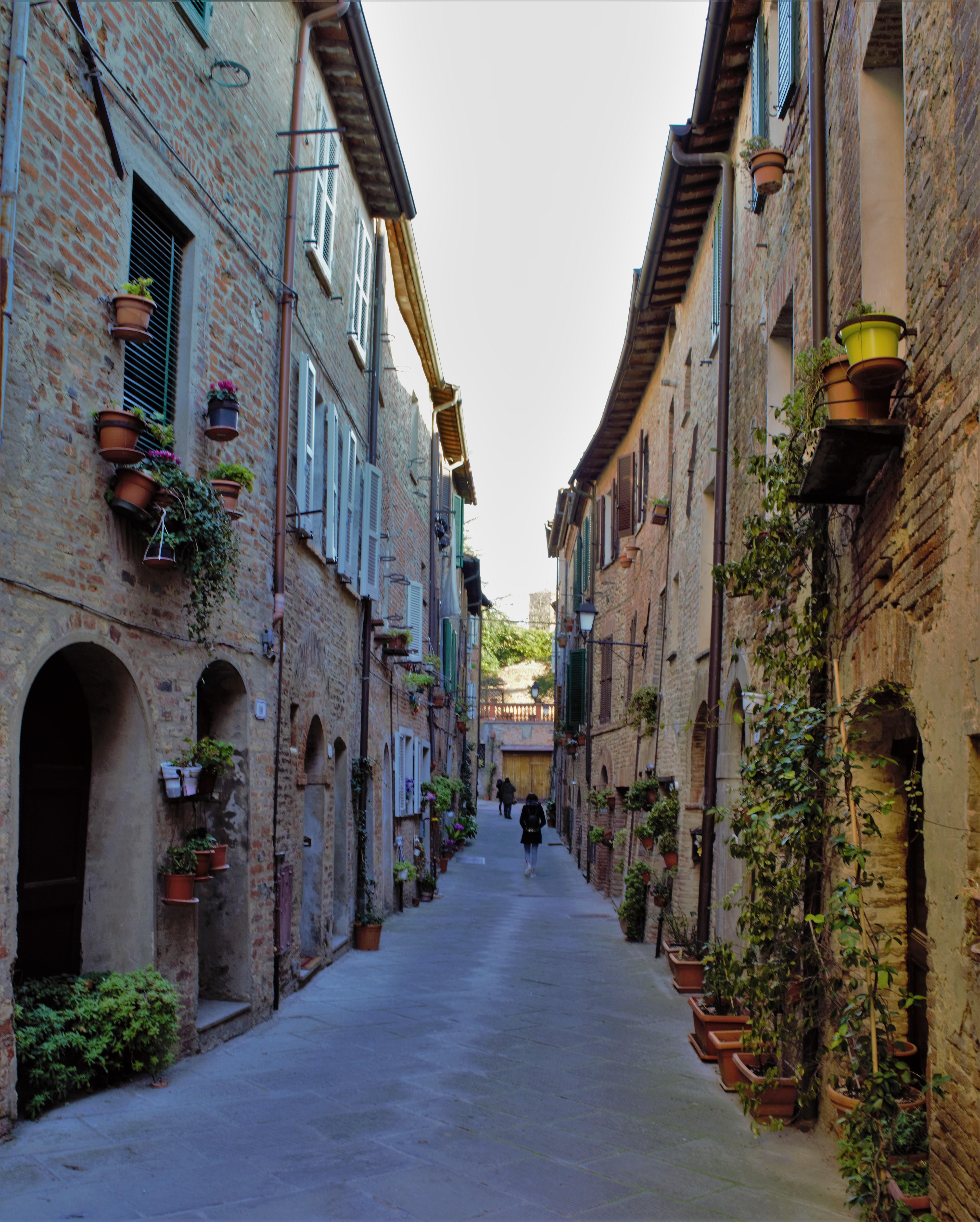 vicolo Città della Pieve, L'Umbria che non ti aspetti, Visit Umbria