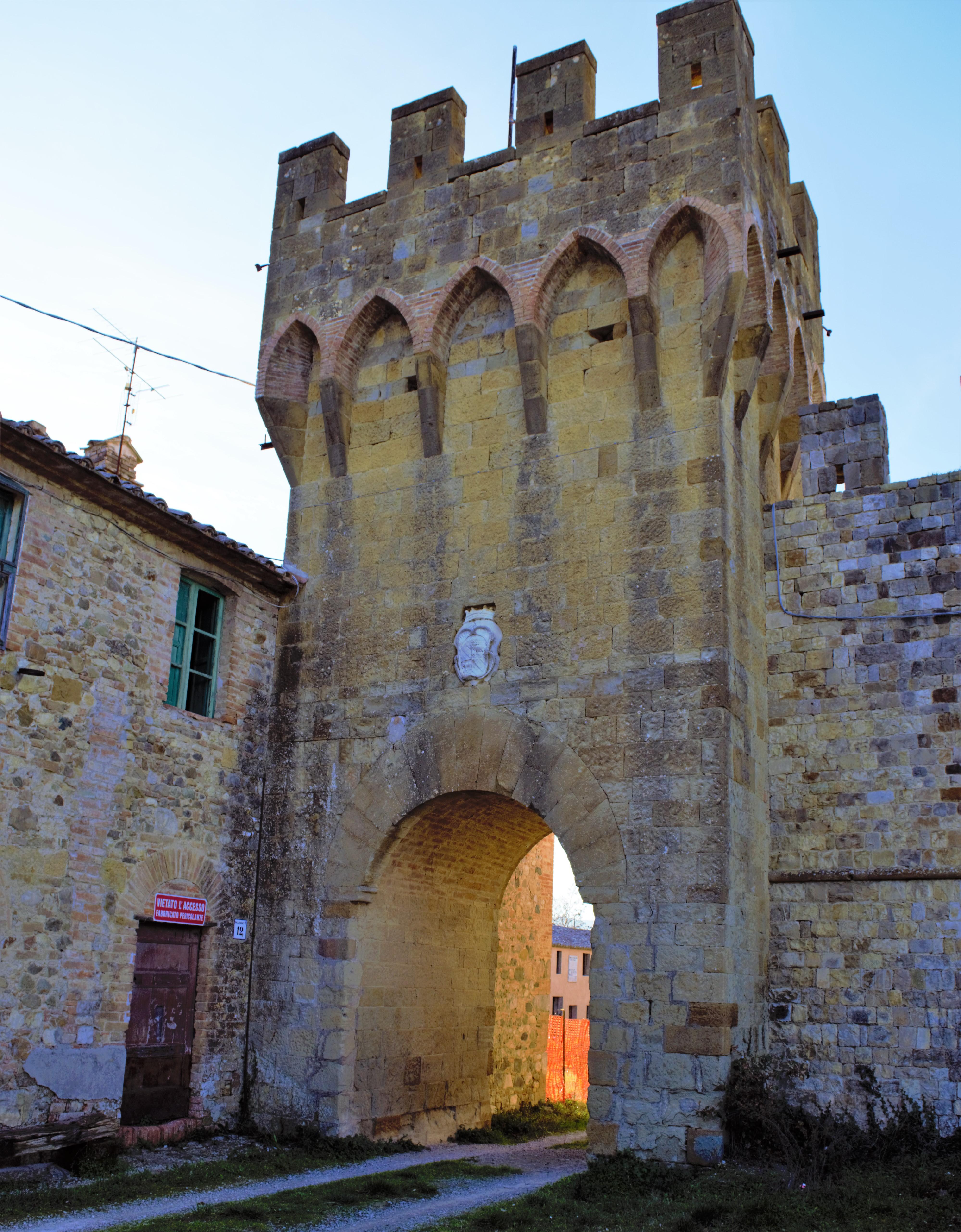 Borgo di Salci_ Porta d'Orvieto